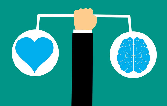 balancing the heart and the brain - leadership qualities - emotional intelligence