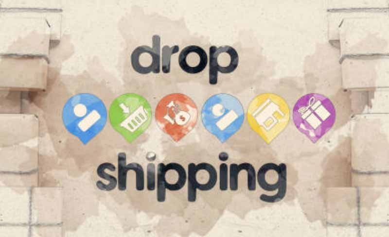 dropshipping as a way of working from home online