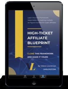 High-Ticket Affiliate Blueprint FREE Ebook