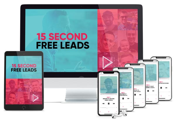 Legendary Marketer 15 Second Free Leads