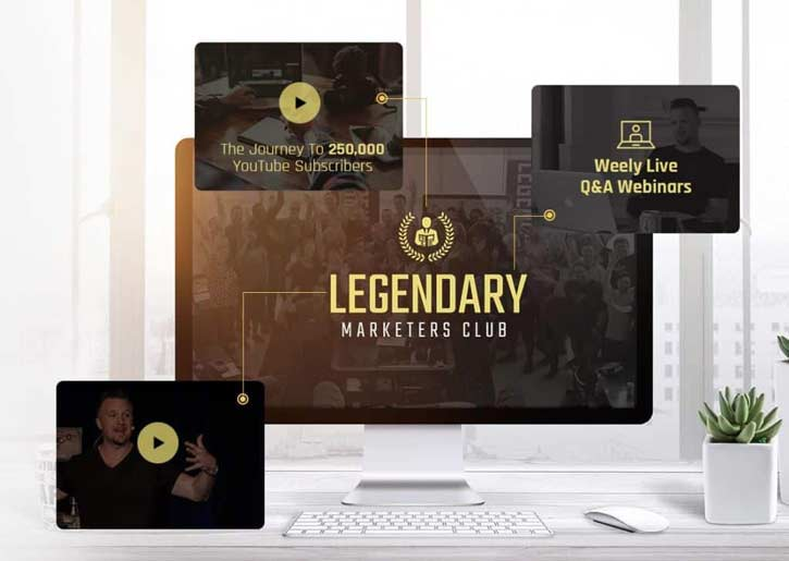 Legendary Marketer - Marketer's Club