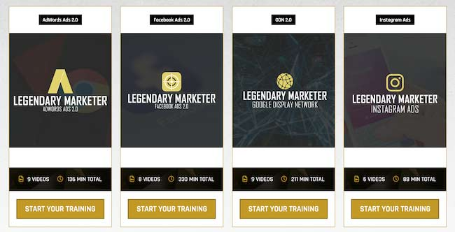 Legendary Marketer Traffic University