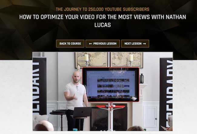Nathan Lucas on Marketer's Club