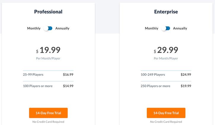OnSign TV Pricing