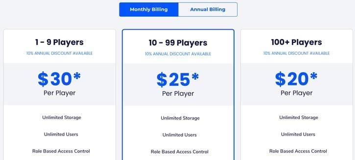 Screenfluence Pricing