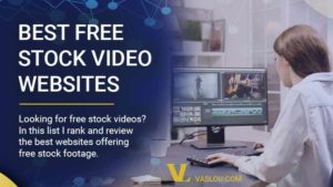 the best free stock video websites