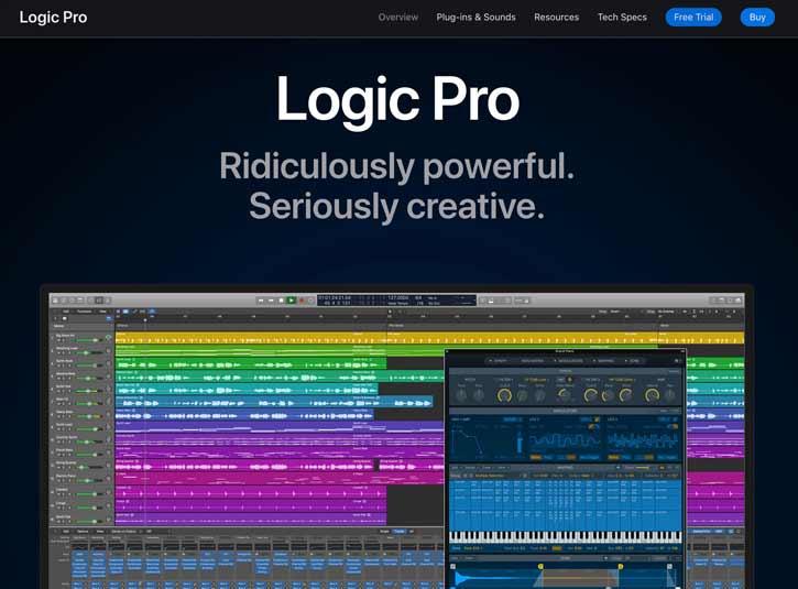 Apple Logic Pro