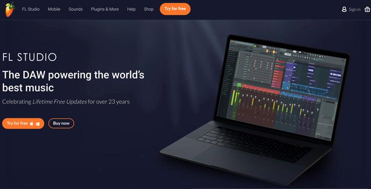 Image Line FL Studio Music Production Software